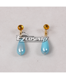 The Legend of Zelda Zeruda no Densetsu Twilight Princess Princess of Hyrule Zelda Zeruda-hime Earings Cosplay Accessory