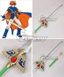Fire Emblem The Binding Blade Roy Sword Cosplay Weapon Prop - A