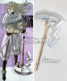 Fire Emblem Awakening Libera Riviera Ax Cosplay Weapon Prop