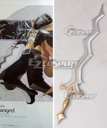 Fire Emblem Awakening Robin Levin Sword Cosplay Weapon Prop