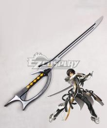 Elsword Raven Blade Master Sword Cosplay Weapon Prop