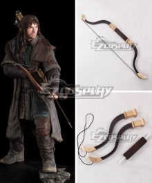 The Hobbit Kili Bow Cosplay Weapon Prop