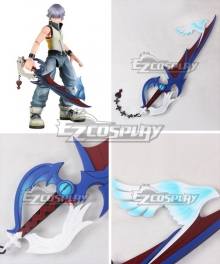 Kingdom Hearts Riku Key blade Cosplay Weapon Prop
