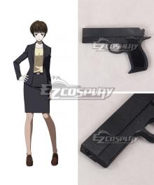 Psycho Pass Tsunemori Akane Gun Cosplay Weapon Prop