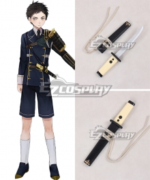 Touken Ranbu Online Atsushi Toushirou Swords Cosplay Weapon Prop