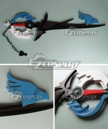 Kingdom Hearts Riku Way to the Dawn Keyblade Cosplay Weapon Prop