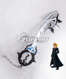 Kingdom Hearts Roxas Two Become One Keyblade Cosplay Weapon Prop