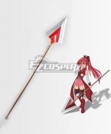 Puella Magi Madoka Magica Sakura Kyouko Sakura Kyoko Spear Cosplay Weapon Prop