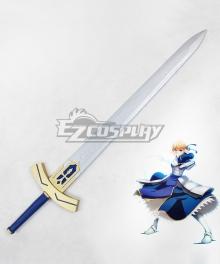 Fate Zero Altria Pendragon Saber Sword Cosplay Weapon Prop