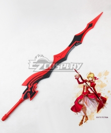Fate Extra CCC Nero Claudius Caesar Augustus Germanicus Red Saber Sword Cosplay Weapon Prop