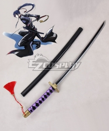 D Gray Man Yu Kanda Sword Cosplay Weapon Prop