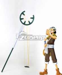 One Piece Usopp Slingshot Cosplay Weapon Prop