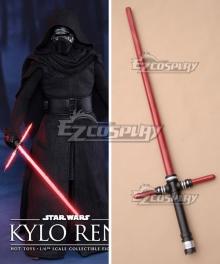 Star Wars VII The Force Awakens Kylo Ren Sword Cosplay Weapon Prop - Lightless