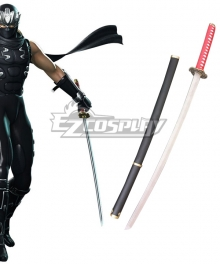 Ninja Gaiden Ryu Hayabusa Cosplay Sword