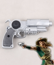 JoJo's Bizarre Adventure Stardust Crusaders Hol Horse Gun Cosplay Weapon Prop