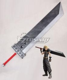 Final Fantasy VII FF7 Cloud Strife Sword Cosplay Weapon Prop