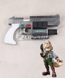 Star Fox Fox Gun Cosplay Weapon Prop