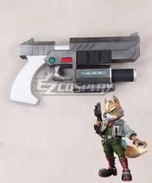 Star Fox Fox Gun Cosplay Weapon Prop