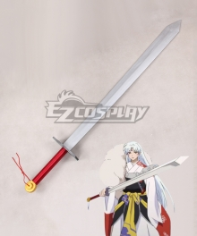 Inuyasha Sesshoumaru Tokijin Sword Cosplay Weapon Prop