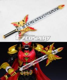 Kamen Rider Kiva Kiva Emperor Form Zanvat Sword Cosplay Weapon Prop