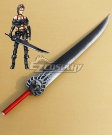 Final Fantasy X-2 FFX2 Paine Sword Cosplay Weapon Prop