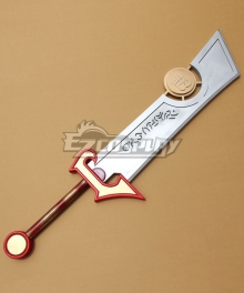 World of Warcraft WOW Ashbringer Sword Cosplay Weapon Prop