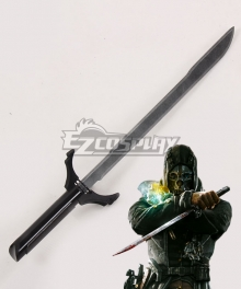 Dishonored Corvo Attano Sword Cosplay Weapon Prop