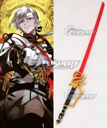 Seraph of the End Battle in Nagoya Owari no Serafu Vampire Reign Ferid Bathory Sword Cosplay Weapon Prop