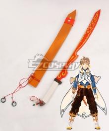 Tales of Zestiria the X Sorey Sword B Cosplay Weapon Prop