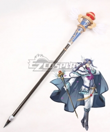 The Legend of Heroes Trails of Cold Steel Blblanc The Phantom Thief Staves Cosplay Weapon Prop