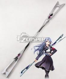 Tokyo Xanadu Mitsuki Hokuto Staves Cosplay Weapon Prop