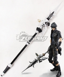 Final Fantasy XV FFXV Noctis Lucis Caelum Spear Cosplay Weapon Prop