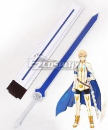 Tales of Berseria Oscar Dragonia Sword Cosplay Weapon Prop