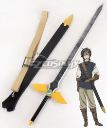 Maoyu Archenemy and Hero Yusha Sword Cosplay Weapon Prop