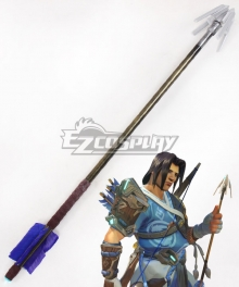 Overwatch OW Hanzo Shimada Young Master Arrow Cosplay Weapon Prop