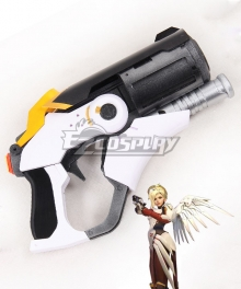 Overwatch OW Mercy Angela Ziegler Gun Cosplay Weapon Prop - A Edition
