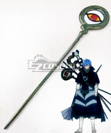 Fairy Tail Jellal Fernandes Mystogan Second Staff Staves Cosplay Weapon Prop
