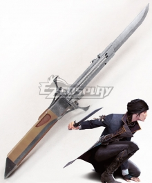 Dishonored 2 Emily Drexel Lela Kaldwin Sword Cosplay Weapon Prop