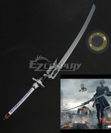NieR: Automata 2B YoRHa No.2 Type B Sword Cosplay Weapon Prop