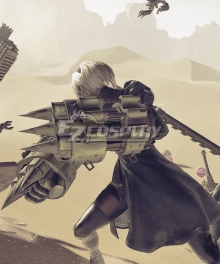 NieR: Automata 2B YoRHa No.2 Type B Greaves Cosplay Weapon Prop