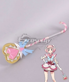 Re: Creators Mamika Kirameki Staves Cosplay Weapon Prop