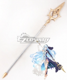 Fire Emblem If Fates Birthright Aqua Staves Cosplay Weapon Prop
