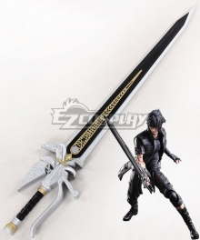 Final Fantasy XV FFXV Noctis Lucis Caelum D Sword Cosplay Weapon Prop