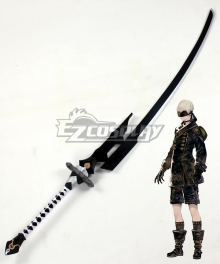 NieR: Automata 9S YoRHa No.9 Type S Cruel Blood Oath Sword Cosplay Weapon Prop