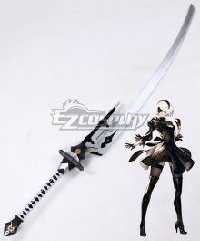NieR: Automata 2B YoRHa No.2 Type B Virtuous Treaty Sword Cosplay Weapon Prop
