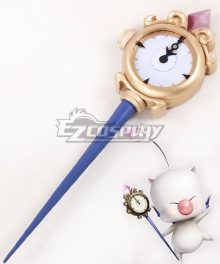 Final Fantasy XIII-2 FFXIII-2 Moogle Staves Cosplay Weapon Prop