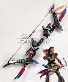 Horizon: Zero Dawn Aloy Bow Cosplay Weapon Prop