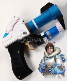 Overwatch OW Dr. Mei Ling Zhou Endothermic Blaster Gun Cosplay Weapon Prop