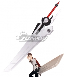 RWBY Qrow Branwen Sword Cosplay Weapon Prop - B Edition