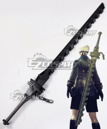 NieR: Automata 2B 9S YoRHa No.2 Type B YoRHa No.9 Type S Type-3 Sword Cosplay Weapon Prop